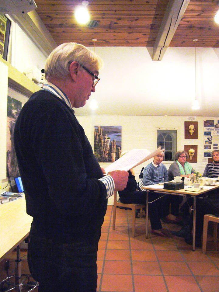 Generalforsamling 2017 i Rømø Lokalhistorisk Forening